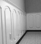 Полиуретановое обрамление стен
