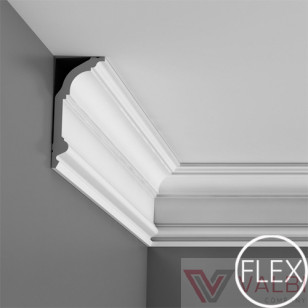 Фото 1 - Карниз гладкий Orac decor Luxxus C339