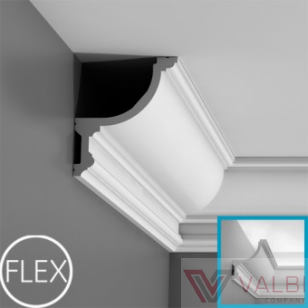 Фото 1 - Карниз скрытого освещения Orac decor Luxxus C901