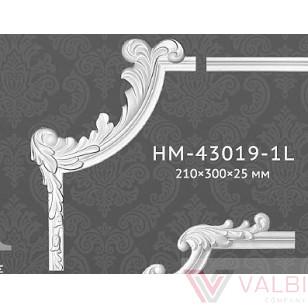 Фото 1 - Уголки и вставки Classic home HM-43019-1 L