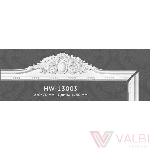 Фото 1 - Бордюры дверные Classic home HW-13003