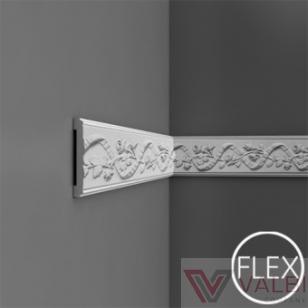 Фото 1 - Молдинг для стен с орнаментом Orac decor Luxxus P7010