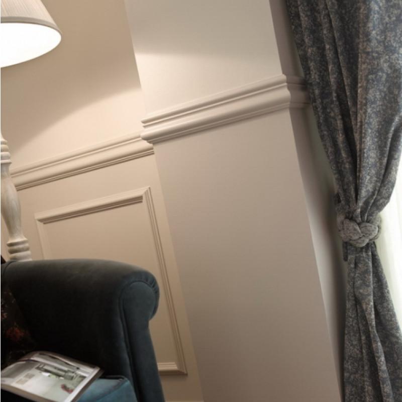 Фото 3 - Молдинг для стен гладкий NMC Allegro EL3