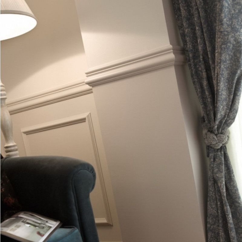 Фото 3 - Молдинг для стен с орнаментом NMC Allegro EL2