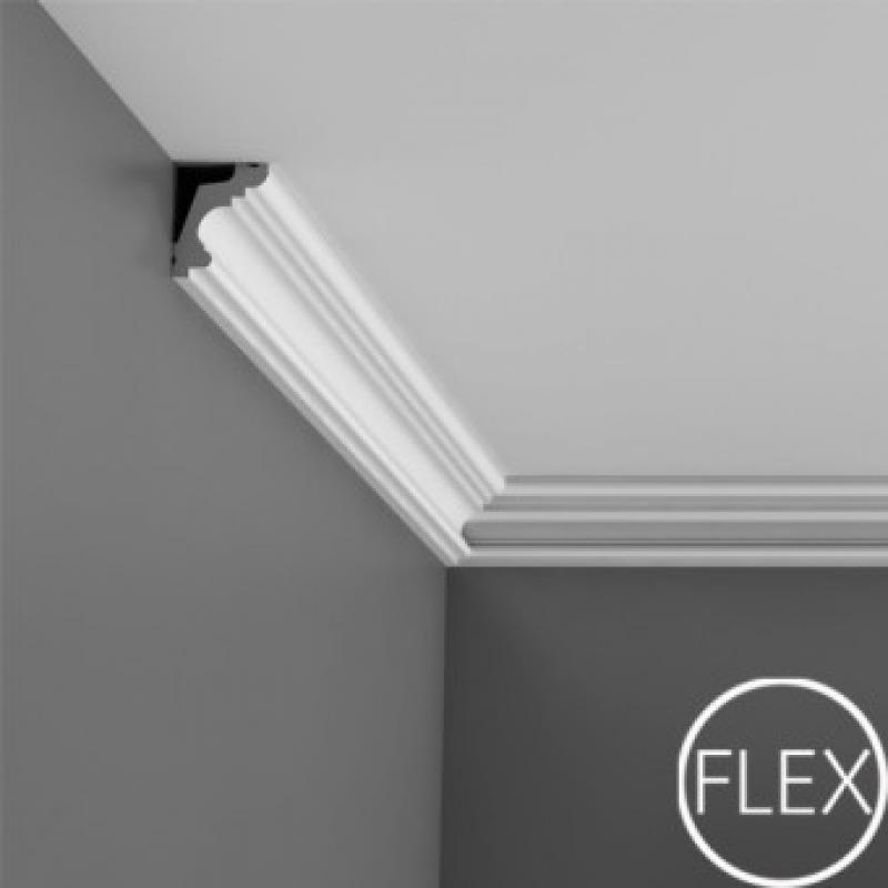 Фото 1 - Карниз гладкий Orac decor Luxxus C322