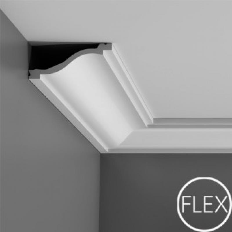 Фото 1 - Карниз гладкий Orac decor Luxxus C331