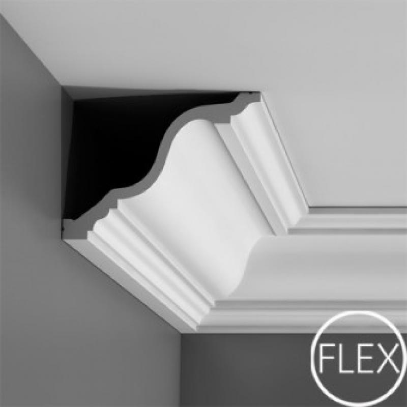 Фото 1 - Карниз гладкий Orac decor Luxxus C334