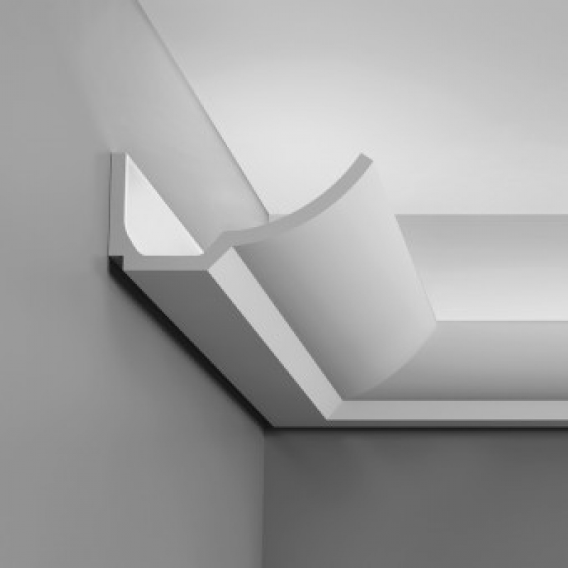 Фото 1 - Карниз скрытого освещения Orac decor Luxxus C351