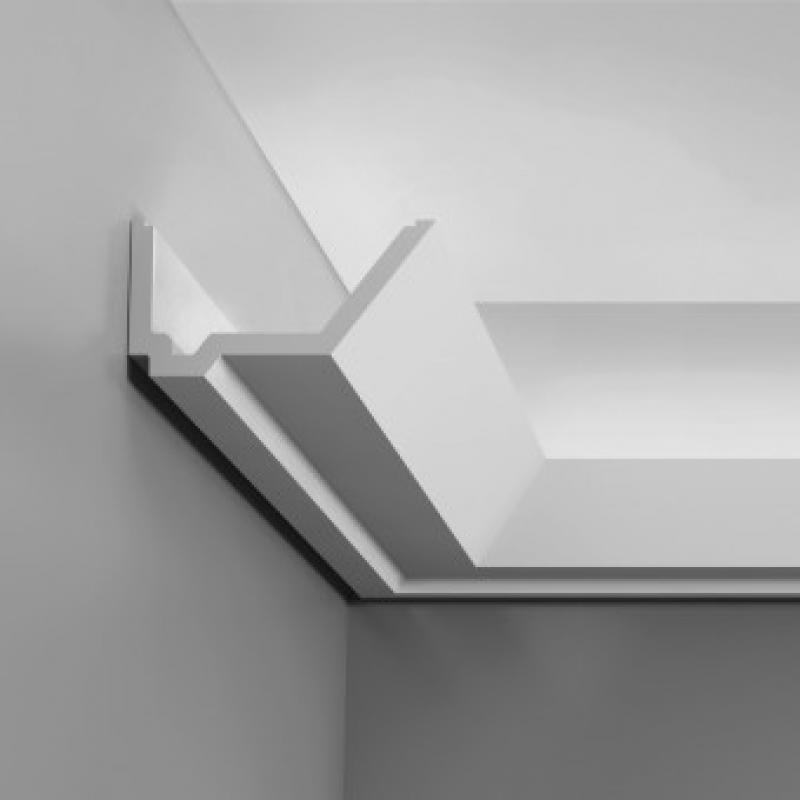 Фото 1 - Карниз скрытого освещения Orac decor Luxxus C358