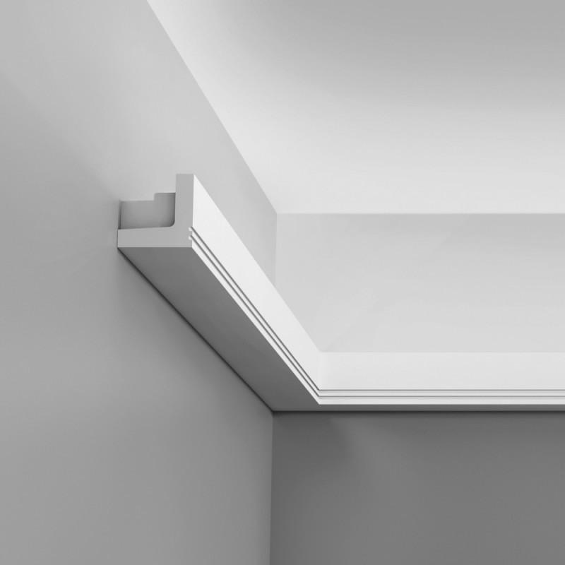 Фото 1 - Карниз скрытого освещения Orac decor Luxxus C361