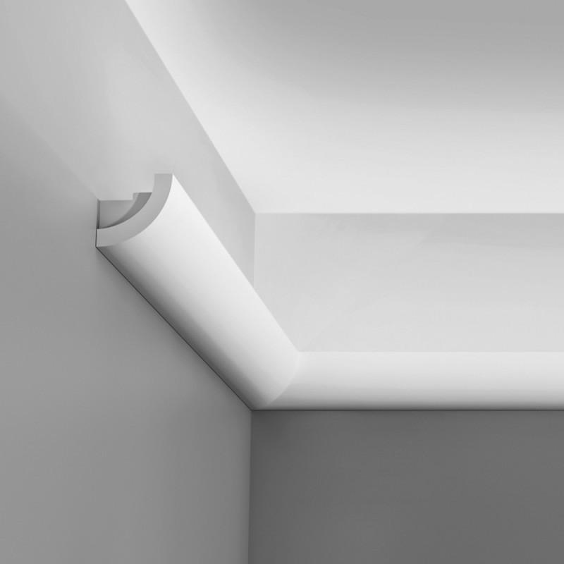Фото 1 - Карниз скрытого освещения Orac decor Luxxus C362