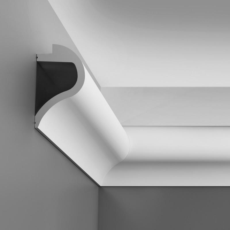 Фото 1 - Карниз скрытого освещения Orac decor Luxxus C364