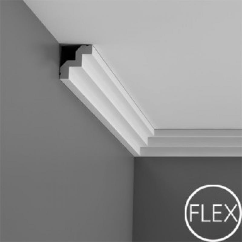 Фото 1 - Карниз гладкий Orac decor Luxxus C602