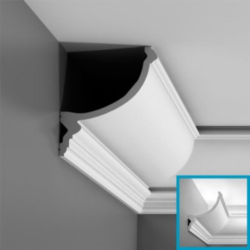 Фото 1 - Карниз скрытого освещения Orac decor Luxxus C900