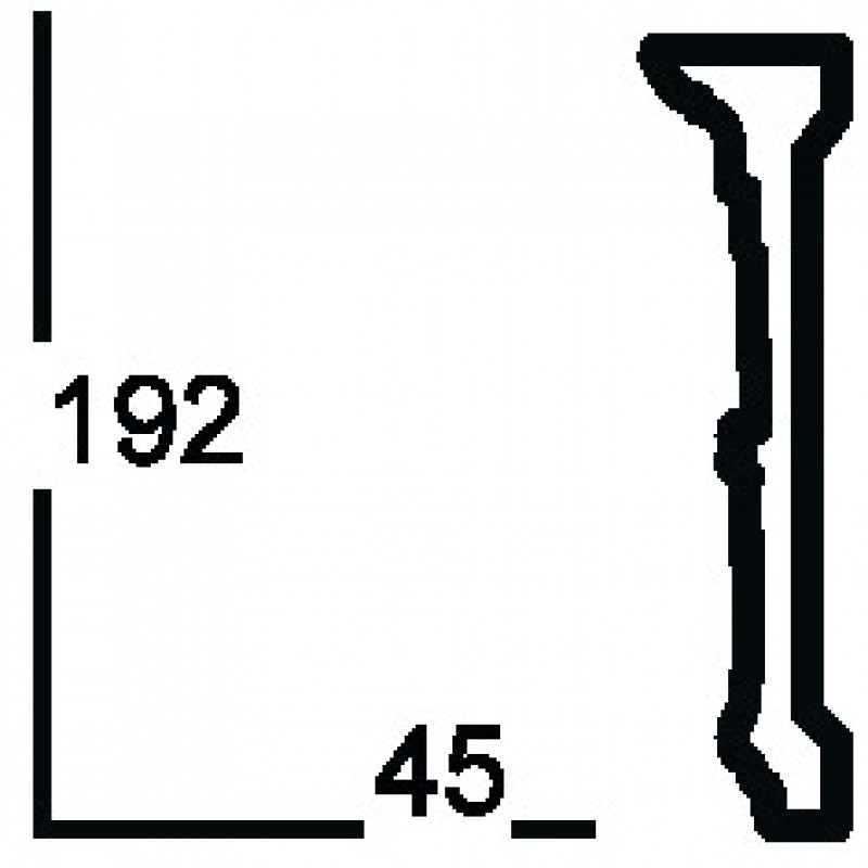 Фото 2 - Бордюры дверные Perimeter DCM1929