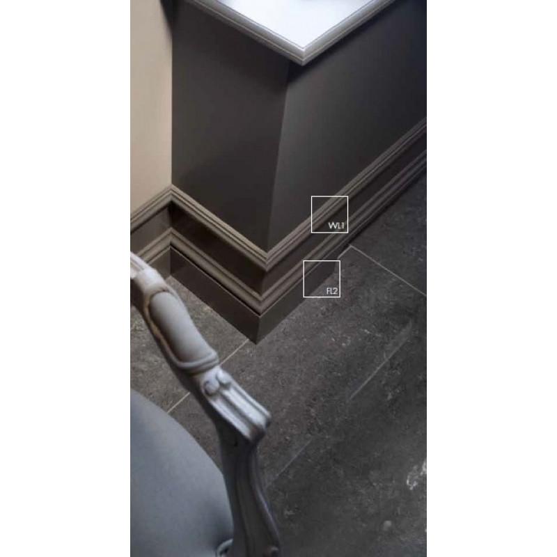 Фото 5 - Плинтус гладкий NMC Floorstyl FL2