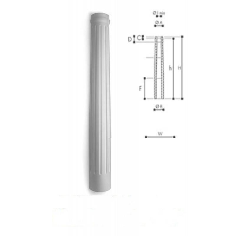 Фото 1 - Полуколонны и колонны NMC Arstyl HFM3
