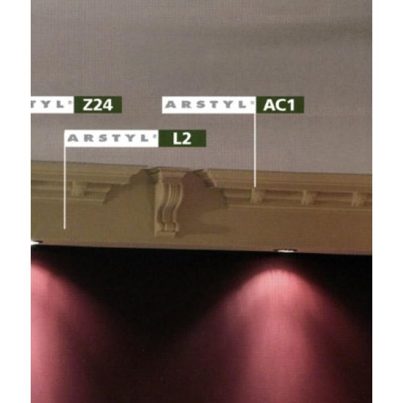 Фото 2 - Карниз скрытого освещения NMC Arstyl L2
