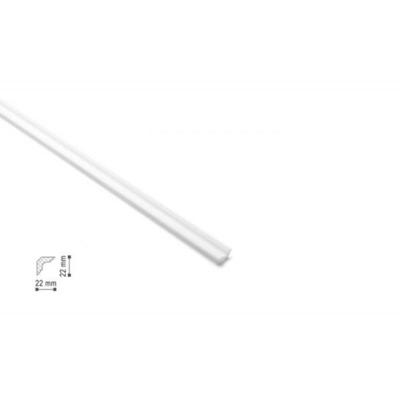 Фото 1 - Потолочный плинтус гладкий NMC Nomastyl MB