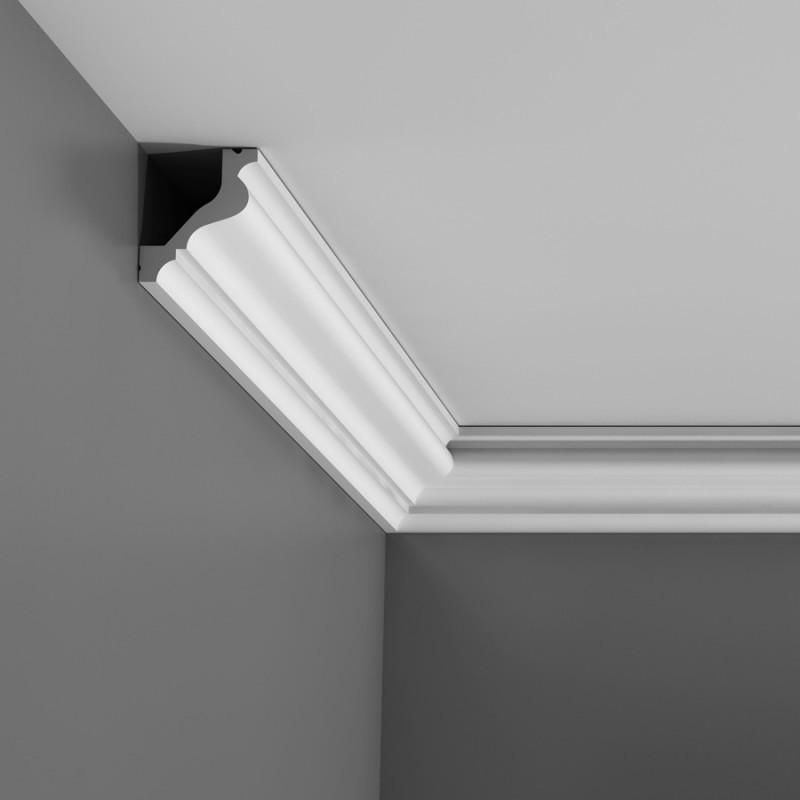 Фото 1 - Карниз гладкий Orac decor Luxxus C200
