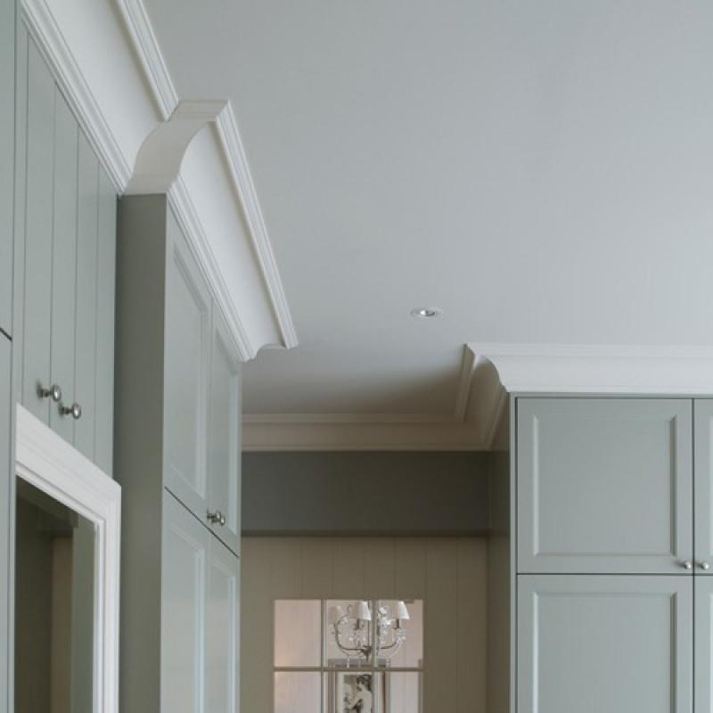 Фото 3 - Карниз гладкий Orac decor Luxxus C217
