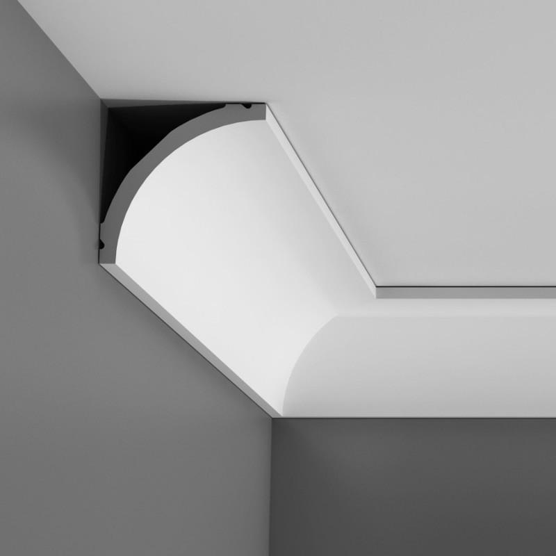 Фото 1 - Карниз гладкий Orac decor Luxxus C240