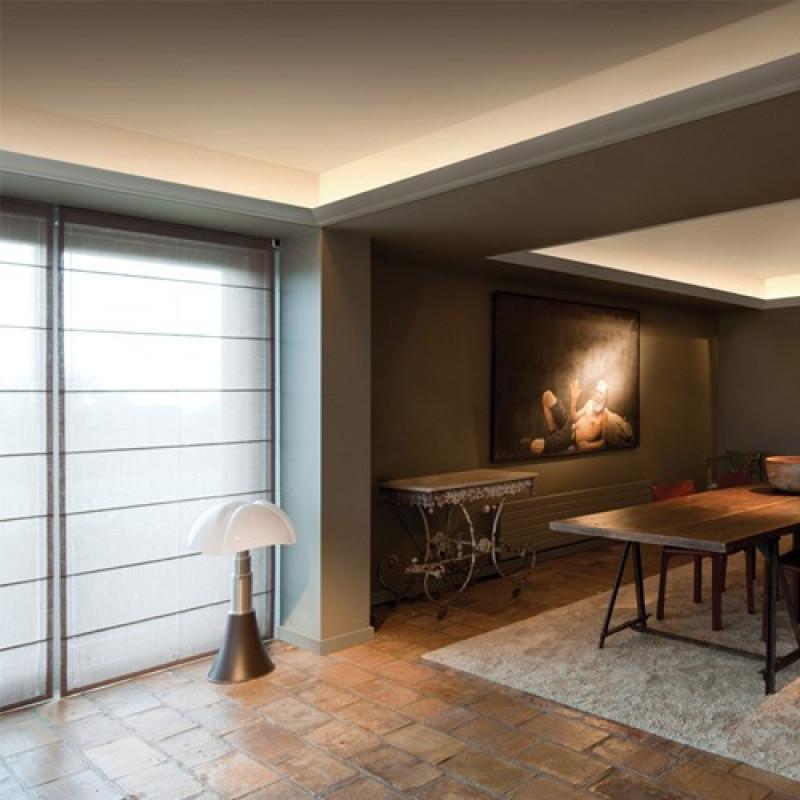 Фото 3 - Карниз скрытого освещения Orac decor Luxxus C351