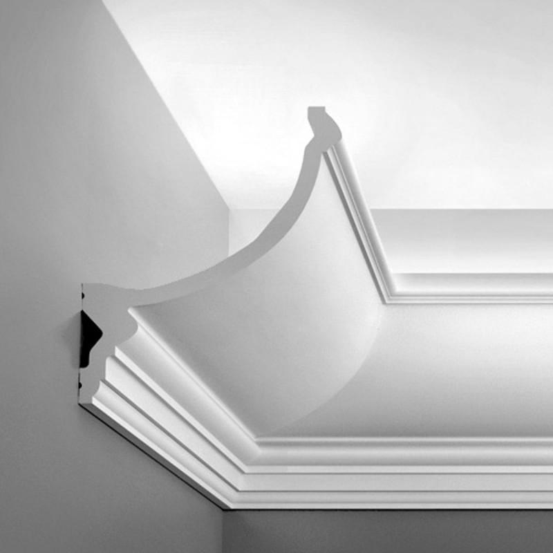 Фото 2 - Карниз скрытого освещения Orac decor Luxxus C900