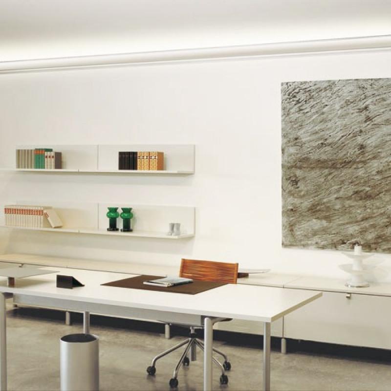 Фото 4 - Карниз скрытого освещения Orac decor Luxxus C900