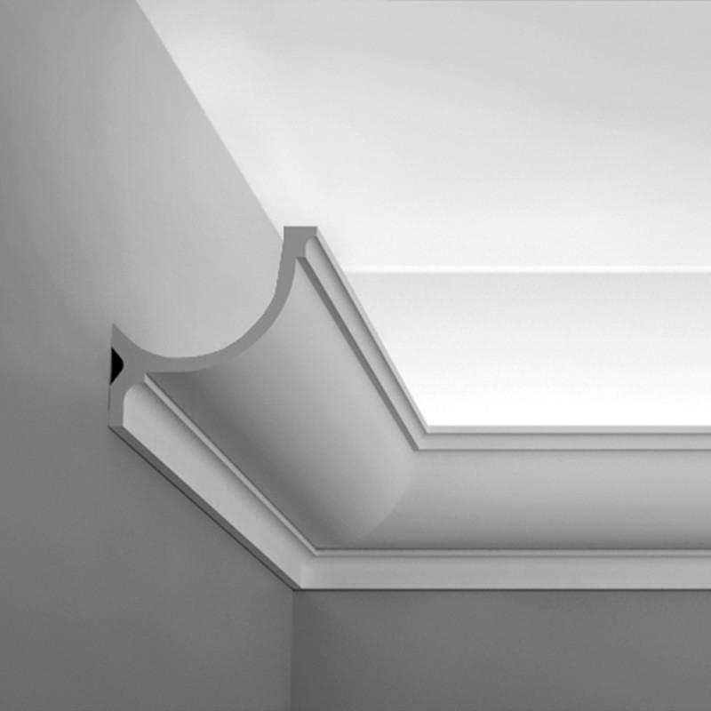 Фото 2 - Карниз скрытого освещения Orac decor Luxxus C902