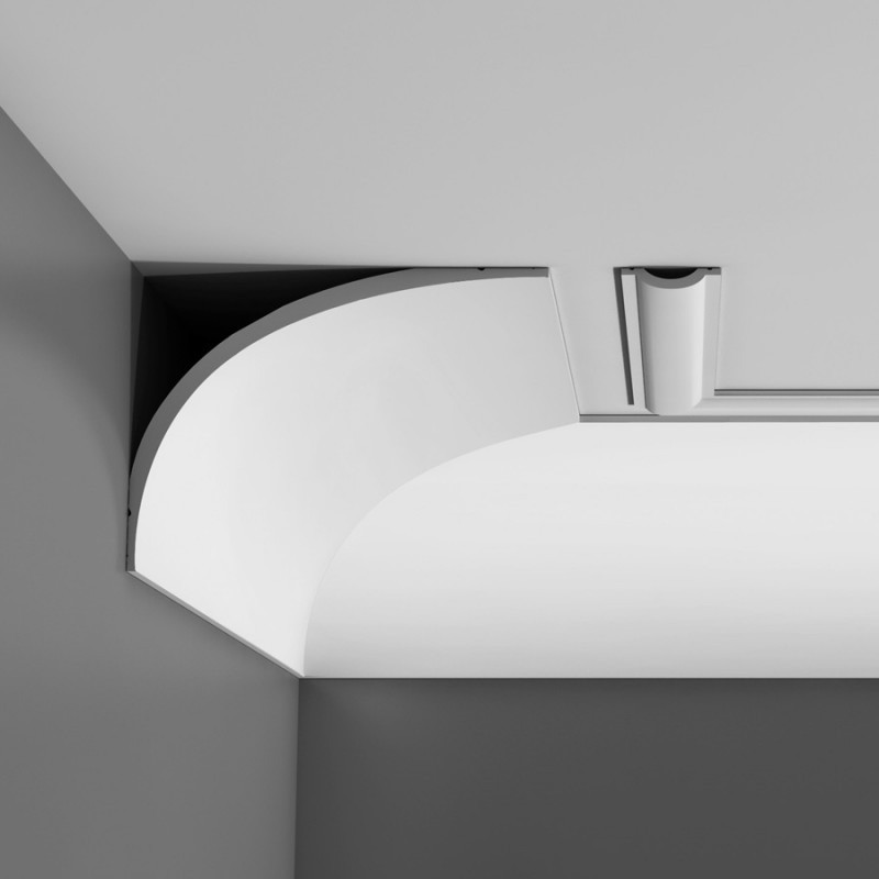 Фото 3 - Карниз гладкий Orac decor Luxxus C990