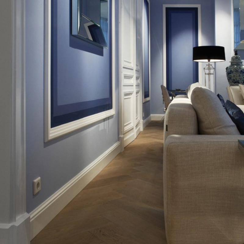 Фото 3 - Молдинг для стен гладкий Orac decor Luxxus P7070