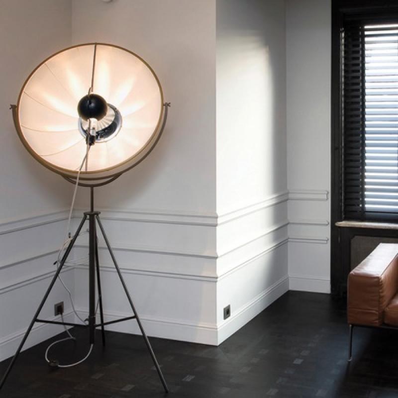 Фото 4 - Молдинг для стен гладкий Orac decor Luxxus P8020