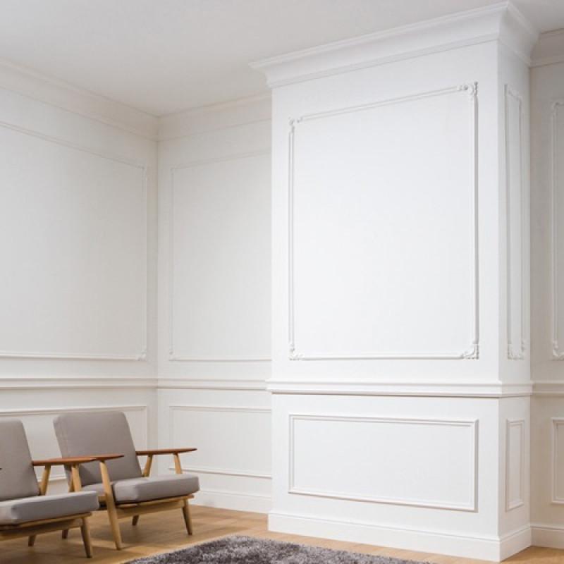 Фото 4 - Молдинг для стен гладкий Orac decor Luxxus P8030
