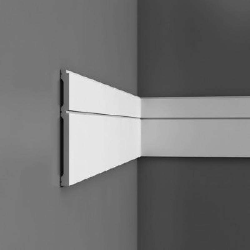 Фото 1 - Молдинг для стен гладкий Orac decor Luxxus P5050