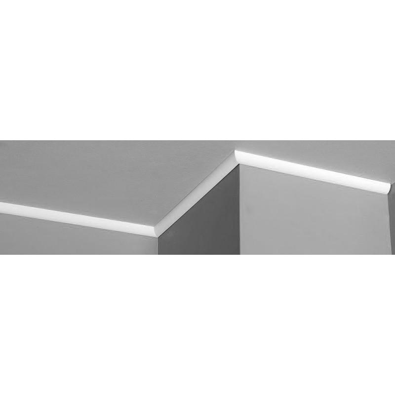 Фото 2 - Потолочный плинтус гладкий NMC Nomastyl QR