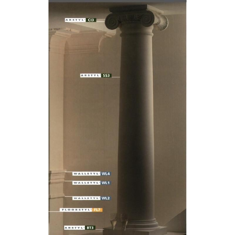 Фото 2 - Полуколонны и колонны NMC Arstyl SS3