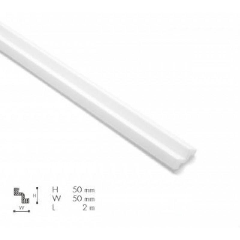 Фото 1 - Потолочный плинтус гладкий NMC Nomastyl ST2