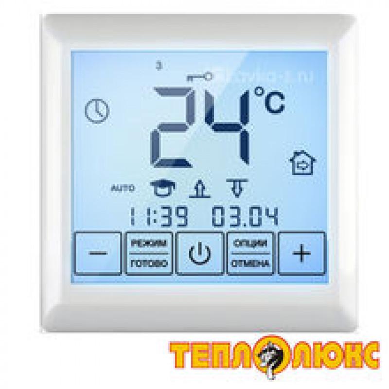 """Фото 1 - Програмируемый эллектронный терморегулятор для теплого пола SE 200  , ТМ """"Теплолюкс""""."""