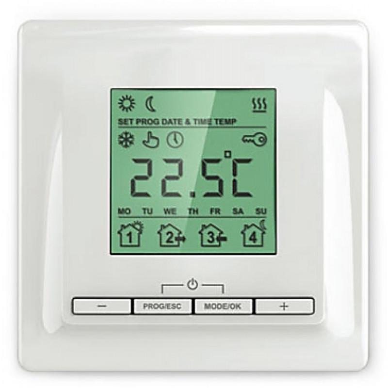 """Фото 1 - Програмируемый эллектронный терморегулятор для теплого пола ТР 520  , ТМ """"Теплолюкс""""."""