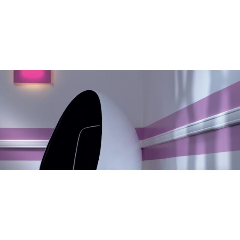Фото 5 - Молдинг для стен гладкий NMC Wallstyl WL5 (2,0)