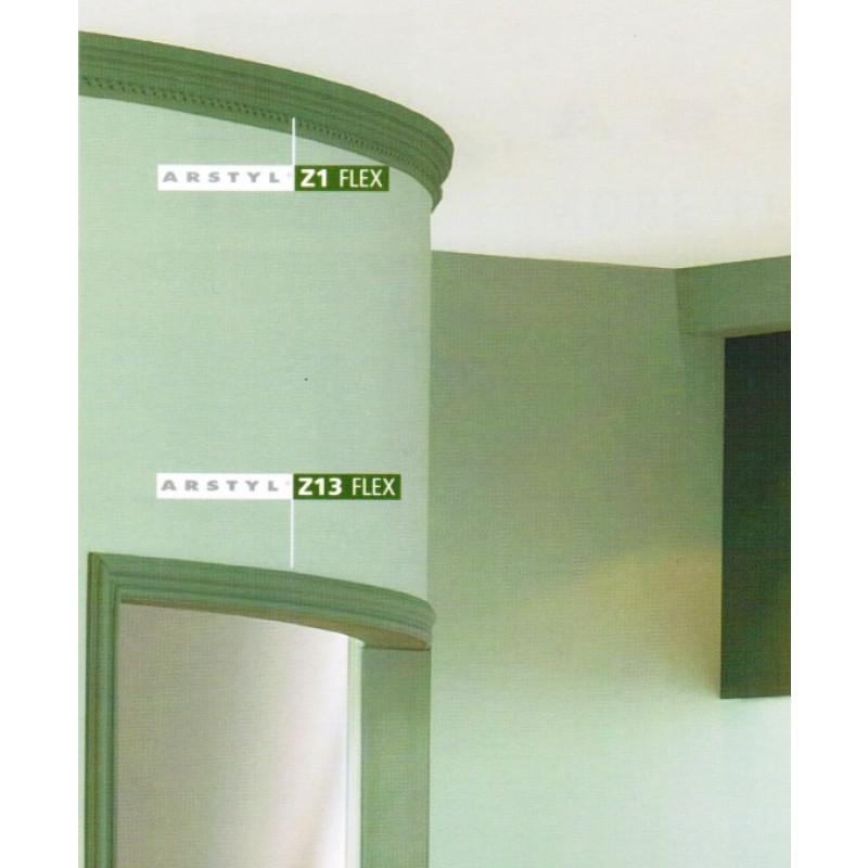 Фото 3 - Молдинг для стен гибкий NMC Arstyl Z13flex